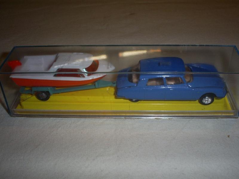 N°314 Citroën DS + Vedette Ritz S5033495