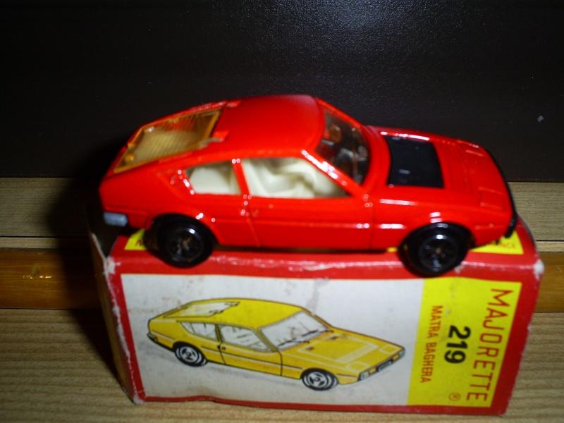 N°219 MATRA BAGHEERA S5033506