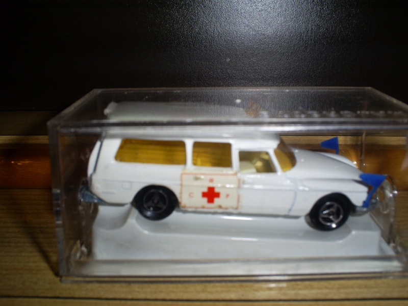 N°206 CITROËN DS AMBULANCE  S5033520