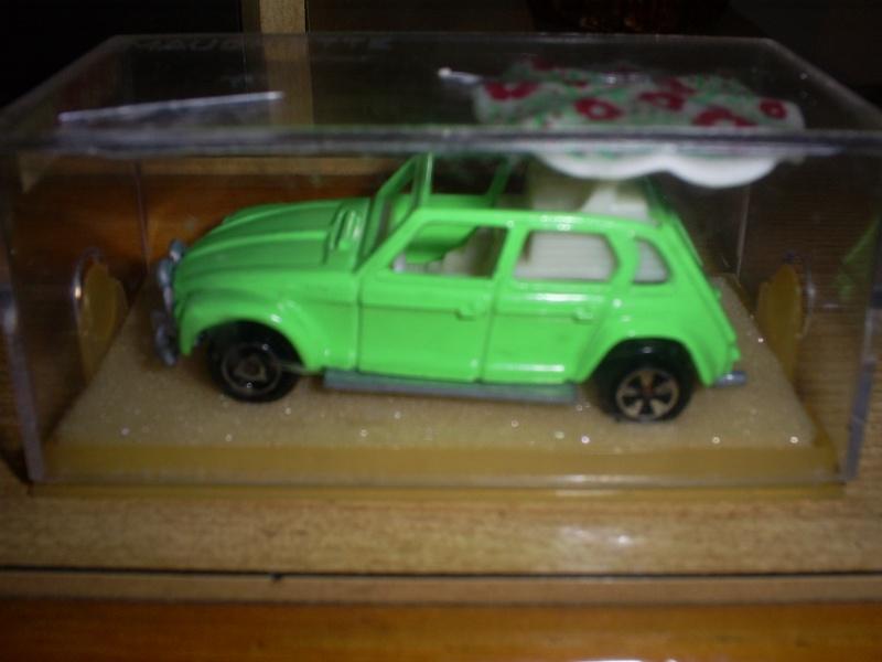 N°237 Citroën Dyane Maharadjah S5033581