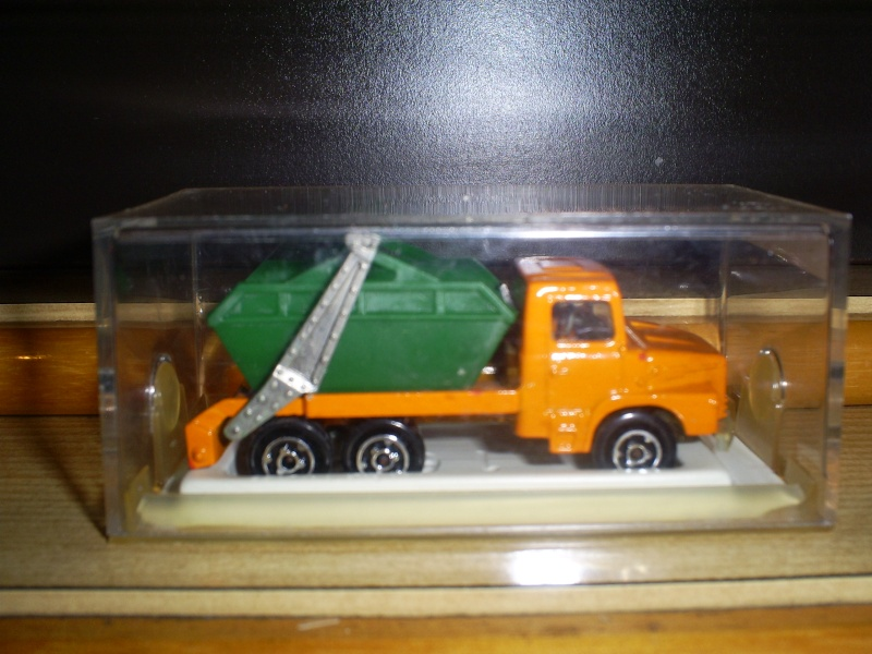 N°222 Scania Multi-bennes  S5033628