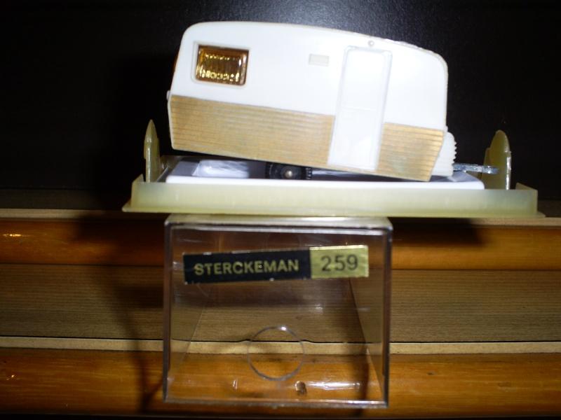 N°259 CARAVANE STERCKEMAN LOVELY 400 S5033633