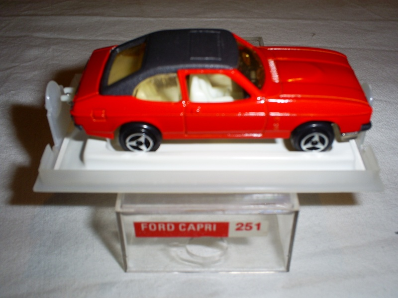 N°251 FORD CAPRI  S5033635