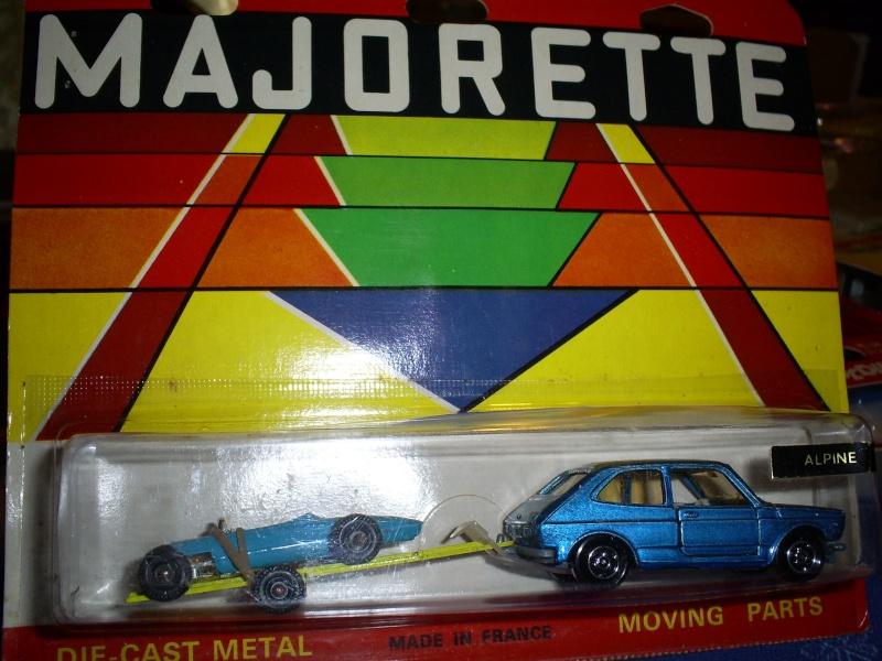 N°317 Fiat 127 + Alpine F3 S5033647