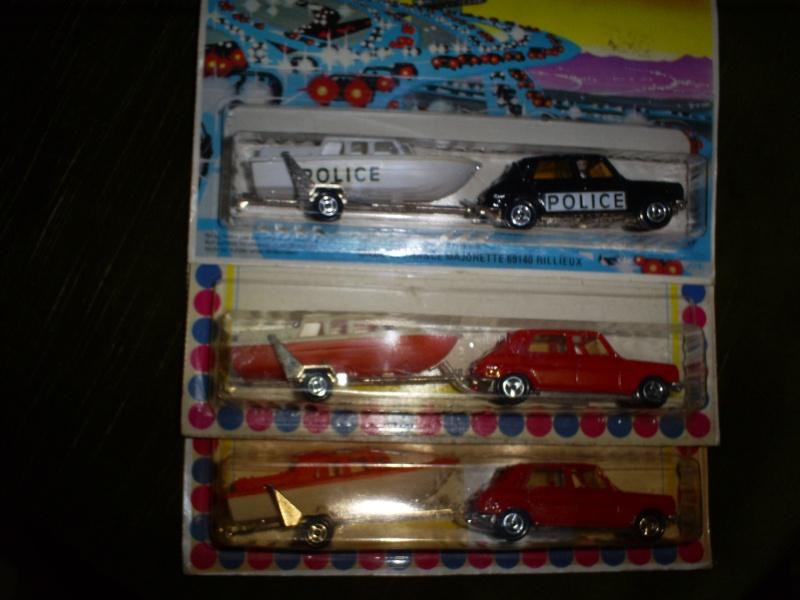 N°314 SIMCA 1100TI + HORS BORD  S5033650