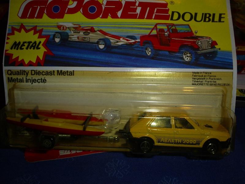 N°317 Fiat Ritmo + Canoes S5033653
