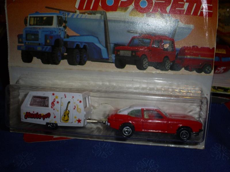 N°368 Ford Capri + Caravane Saint Tropez S5033668