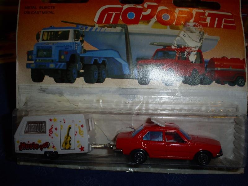 N°368 Renault 18 + Caravane Saint Tropez S5033671