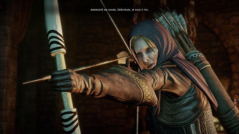 Histoires courtes : Inquisitrice Mithraël Lavellan Screen24