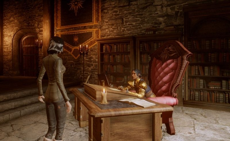 Histoires courtes : Inquisitrice Mithraël Lavellan Screen31