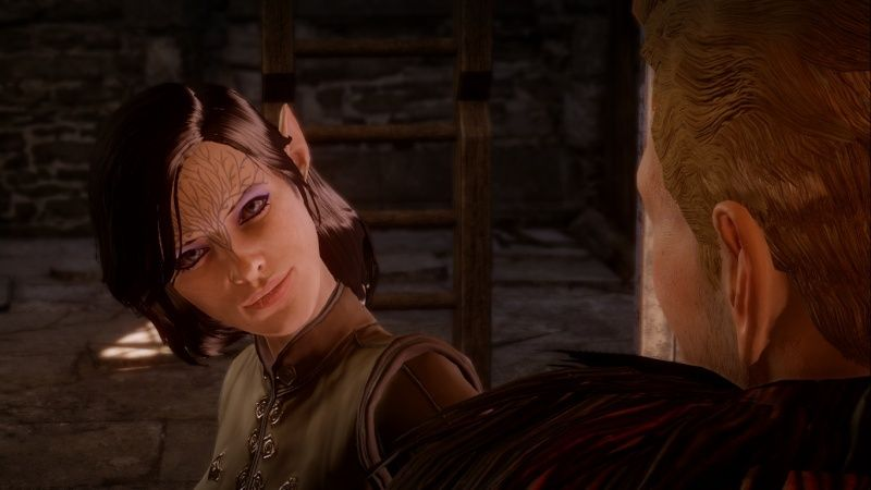 Histoires courtes : Inquisitrice Mithraël Lavellan Screen35