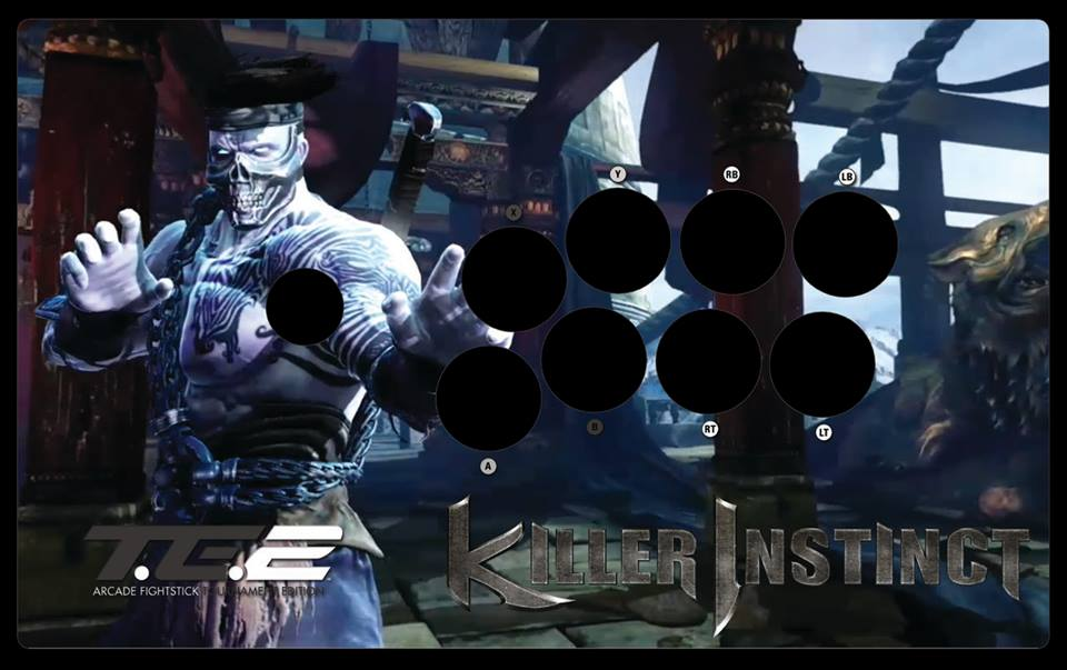 arcade stick killer instinct database 10169210