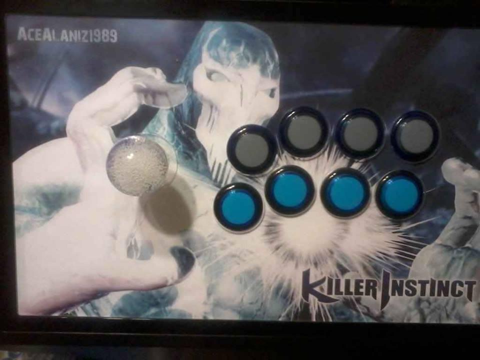 arcade stick killer instinct database 10247410