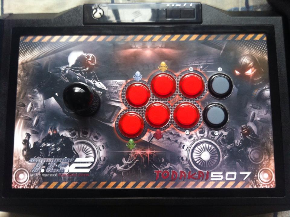 arcade stick killer instinct database 10264710