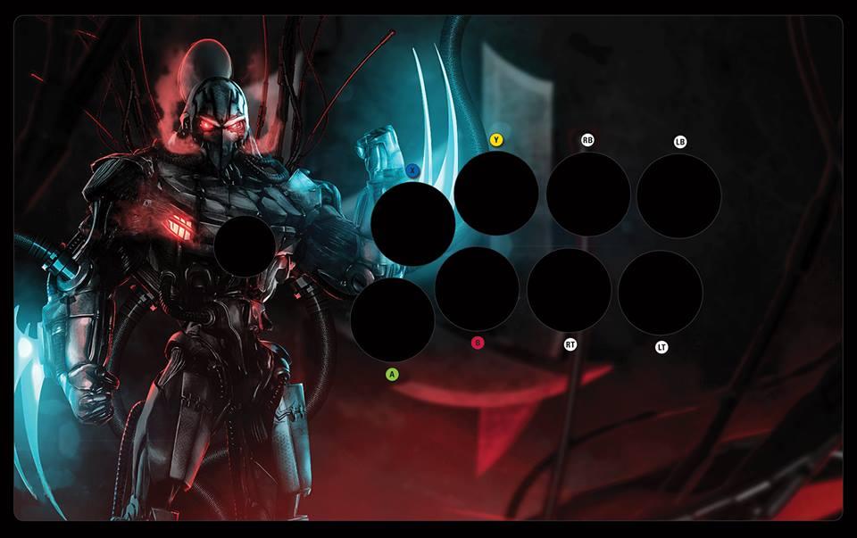 arcade stick killer instinct database 10347510