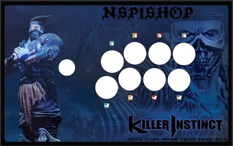 arcade stick killer instinct database 10402010