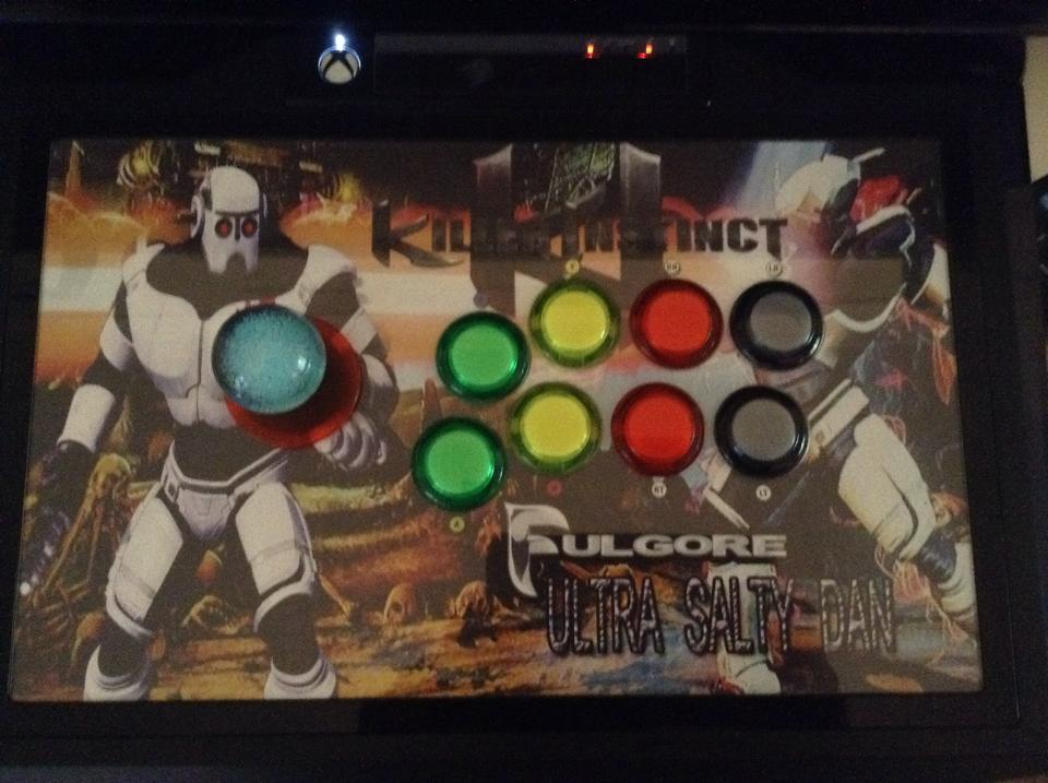arcade stick killer instinct database 10484710