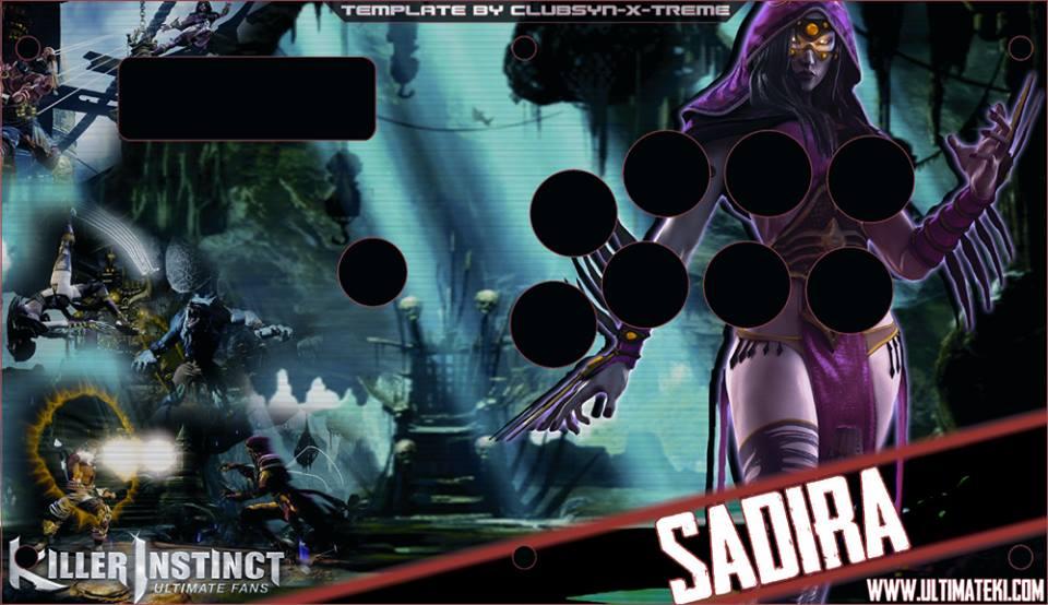 arcade stick killer instinct database 10881610