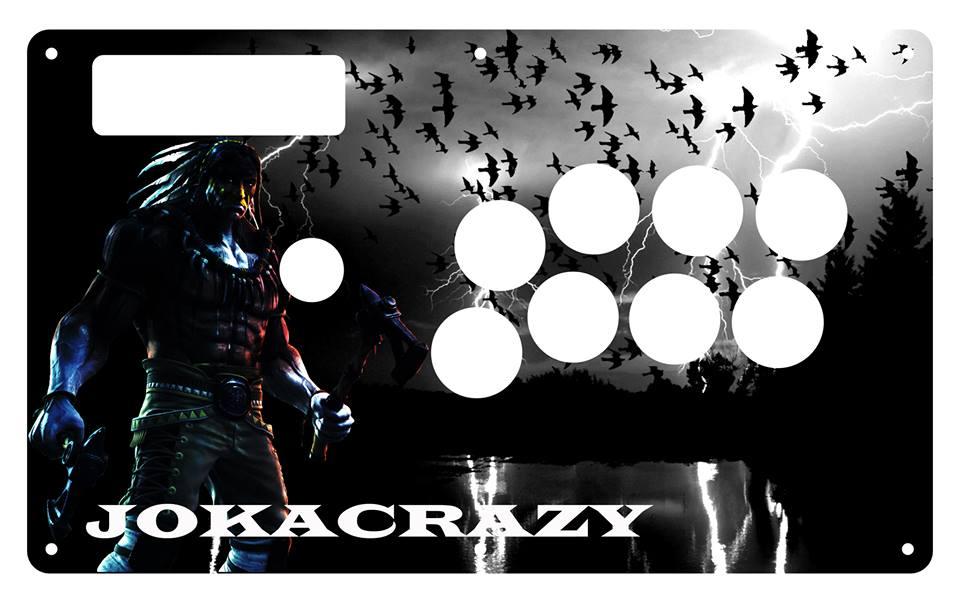 arcade stick killer instinct database 14789712