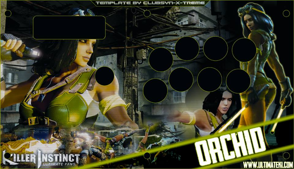arcade stick killer instinct database 15356710