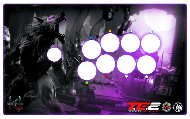 arcade stick killer instinct database Mad-ca13