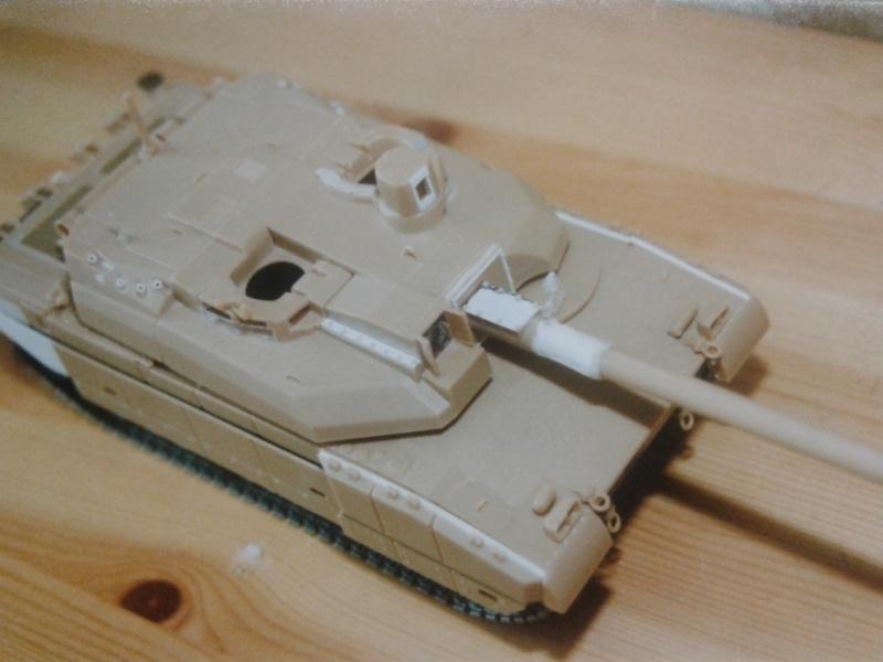 Char AMX 56 LECLERC SERIE 1 Presque sortie de boite ... Réf 81135 2012-111