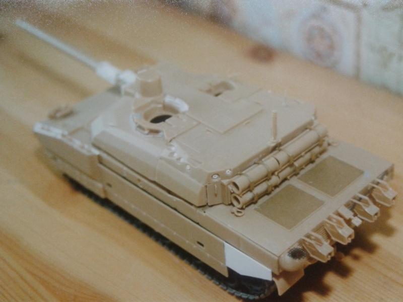 Char AMX 56 LECLERC SERIE 1 Presque sortie de boite ... Réf 81135 2012-116