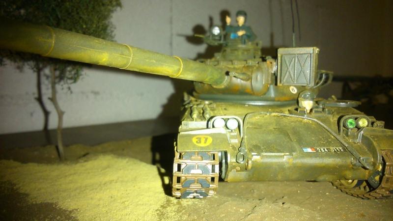 AMX 30 B 105 en manoeuvre Dsc_0012