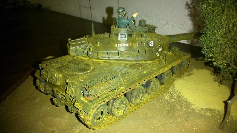 AMX 30 B 105 en manoeuvre Dsc_0016