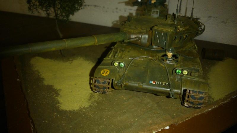 AMX 30 B 105 en manoeuvre Dsc_0031