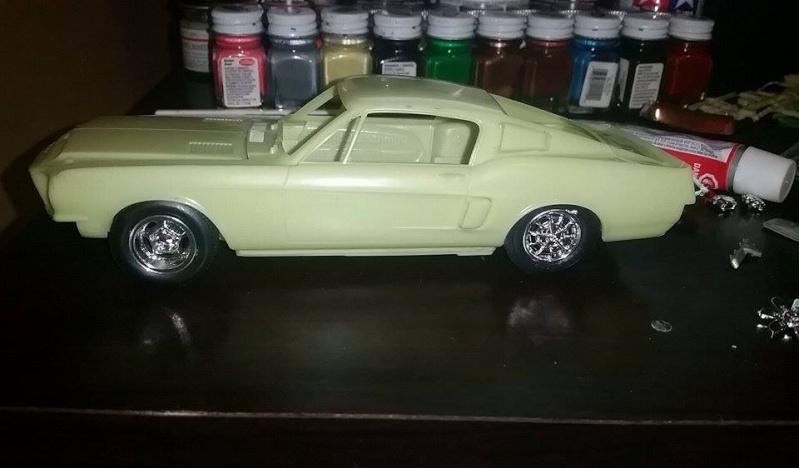 Shelby GT 500 de AMT  10904812