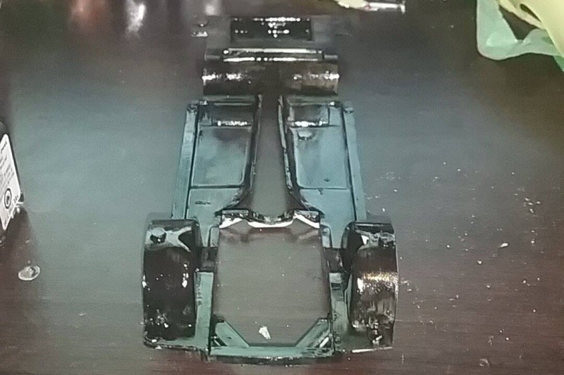 Shelby GT 500 de AMT  10907011
