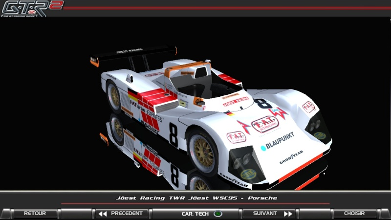 #8 TWR Jöest WSC95 Joest Racing 24 Hours of Le Mans 1996   v1.1 [RELEASED]  Gtr2_011