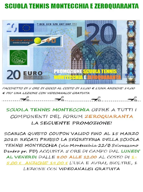 promozione Scuola Tennis Montecchia per gli amici del forum Zeroquaranta Promoz11