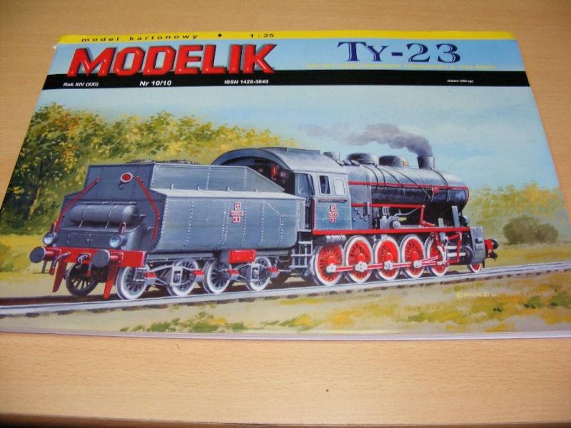 Ty 23 / Modelik / 1:25 B00110