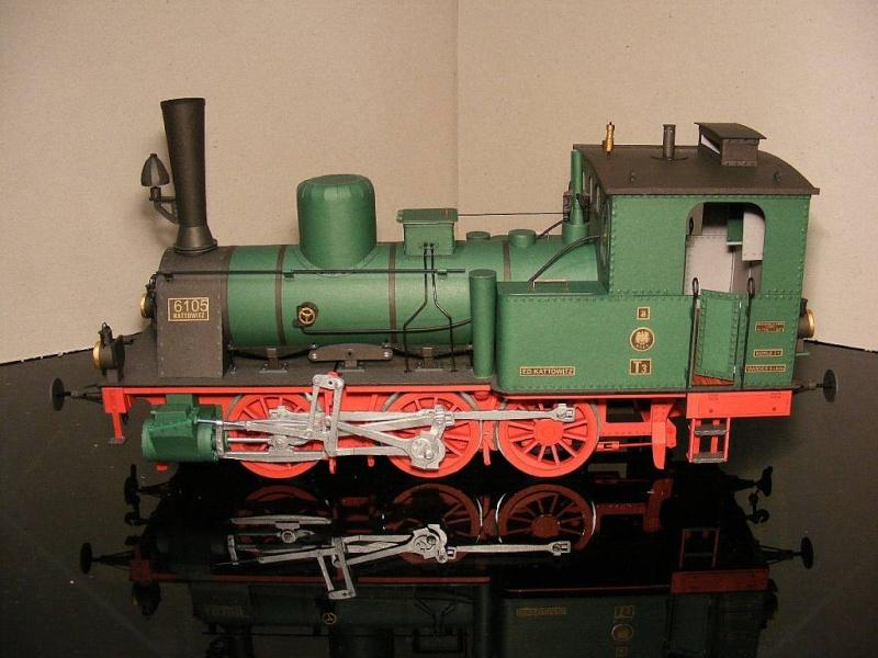 Preußische T3 / Modelik / 1:25 I10110