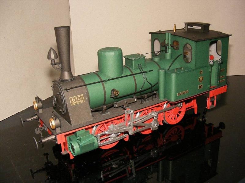 Preußische T3 / Modelik / 1:25 I10210