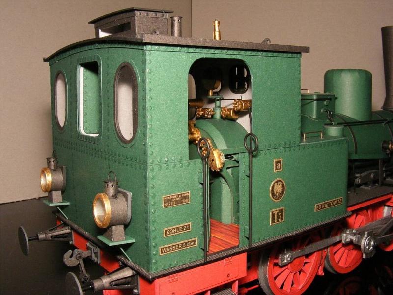 Preußische T3 / Modelik / 1:25 I11210