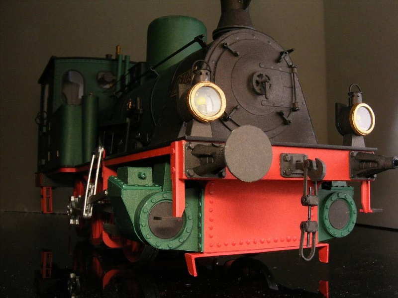 Preußische T3 / Modelik / 1:25 I11910