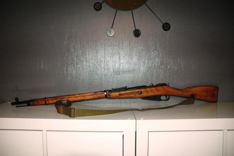Enfin mon Mosin Nagant M44 Sniper Dsc_0510