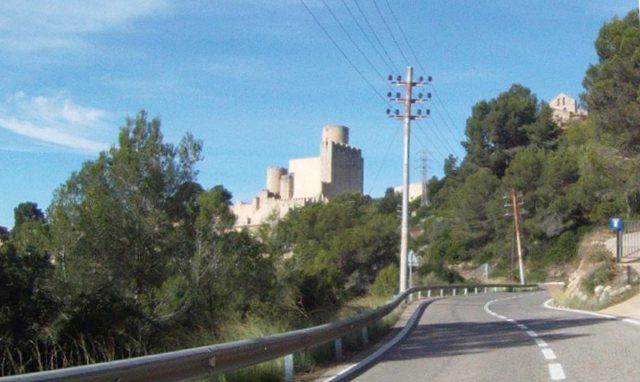 SALIDA (CAT): Pantano del Foix. 15 Febrero 2015 Foix10