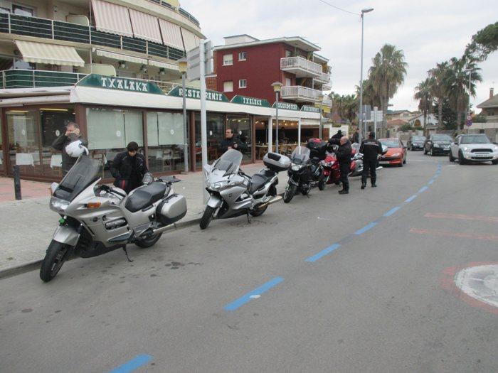 SALIDA (CAT): Pantano del Foix. 15 Febrero 2015 Foix210