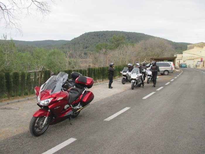 SALIDA (CAT): Pantano del Foix. 15 Febrero 2015 Foix310