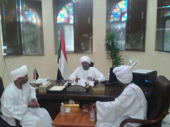 إستقبال السيد الناظر بالسفارة السودانية بجدة 00nazi32