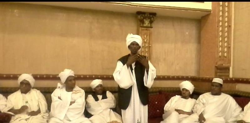 إستقبال السيد الناظر بالسفارة السودانية بجدة 00nazi33