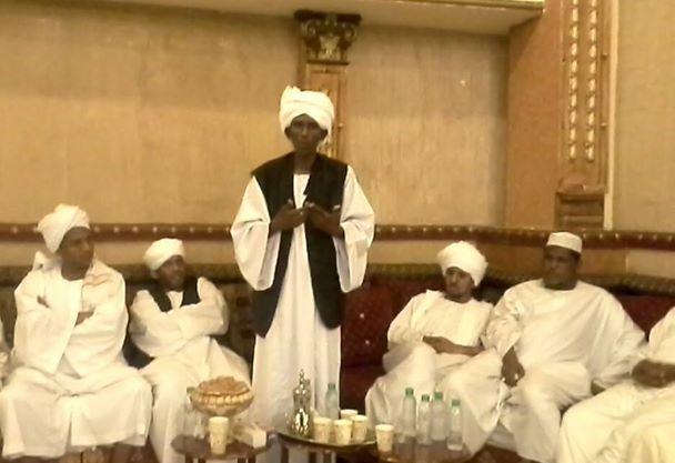 إستقبال السيد الناظر بالسفارة السودانية بجدة 00nazi35