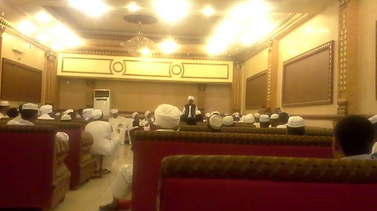 إستقبال السيد الناظر بالسفارة السودانية بجدة 00nazi36