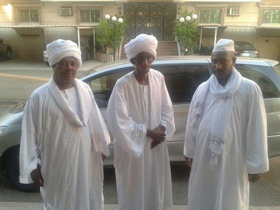 إستقبال السيد الناظر بالسفارة السودانية بجدة 00nazi38