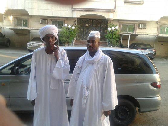 إستقبال السيد الناظر بالسفارة السودانية بجدة 00nazi40