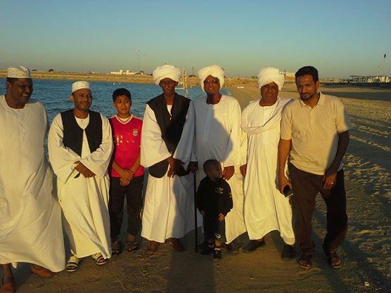 إستقبال السيد الناظر بالسفارة السودانية بجدة 00nazi41